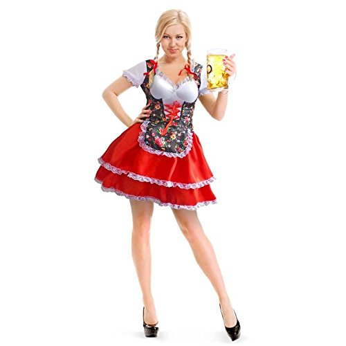 Folat - Disfraz para Mujer Oktoberfest (61461)