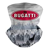 RGRGRFD Outdoors Climbing Bugatti-Logo-Symbol-Emblem-Face Cover Bandanas Neck...