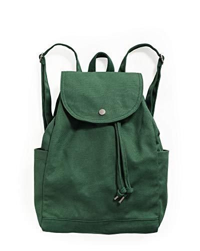 Baggu Kordelzug-Rucksack, langlebig und stilvoll für den täglichen Gebrauch, Eukalyptus (mehrfarbig) - 7-42377-36460-5
