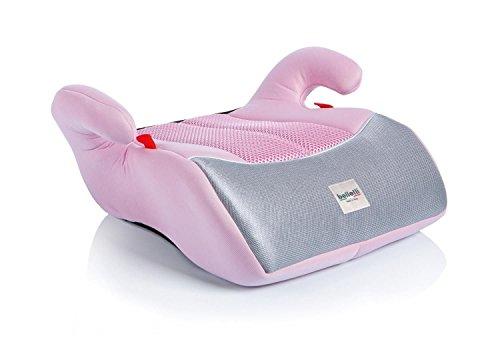 1x Sitzerhöhung Autositz EOS BOO pink 15-36 kg ECE R44/04