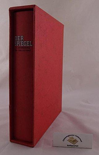 Der Spiegel. 1. Jahrgang Nr. 1 bis 52/1947.