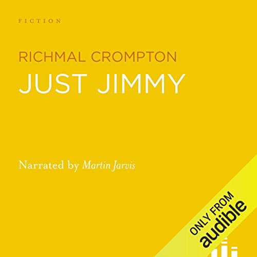 Just Jimmy audiobook cover art