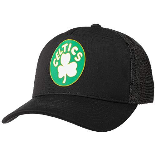 Mitchell & Ness Gorra Trucker Vintage Jersey Boston Celtics Negro - Ajustable