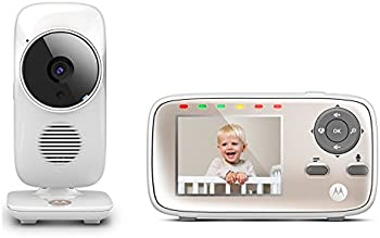 Motorola Wi-Fi Viewing Baby Monitoring Camera