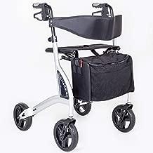 Amazon.com: Elite Care Ultra plegable ligero andador con ...