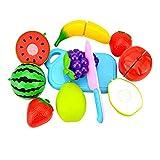 Letaowl Juguete de Cocina Niños Cocina Simulación Juguete Fregadero Eléctrico Mini Cocina Cortar (Color : 821A 8 pcs)