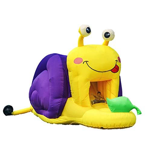 Thuis springkasteel, Color Bouncy springen Bouncer, Balloon Trampoline met elektrische pomp, Climing Tuin voor binnen en buiten