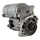 DB Electrical SND0336 Starter For Carrier Transicold CT4-114-TV 134 RG15 Extra Genesis TM100 TM900 TR100 Phoenix Ultra XL Ultima 53 Kubota 25-39291-00 25-39316-00 228000-6950, 228000-6951