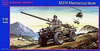 Glencoe M274 Mechanical Mule 1:15 Scale Military Model Kit by Glencoe