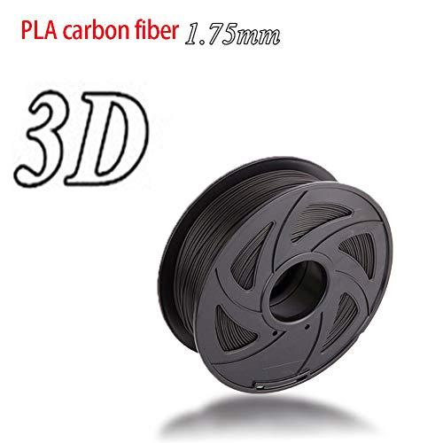 L-SLWI 3D Printer Consumables Carbon Fiber, Printer Filament Material 1.75Mm, 330M / Roll, Plastic Filament Consumables for 3D Printer