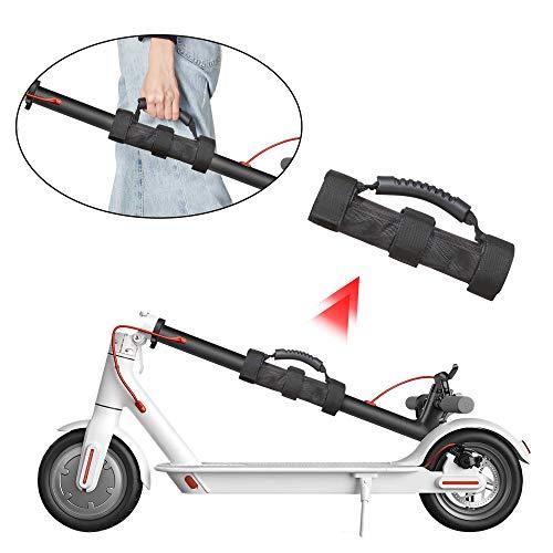 Atuka Scooter Tragegriff Tragbare Hand Tragegriff Riemen Griffe Bandage für Xiaomi Mijia M365 Pro Ninebot Segway ES1 ES2 ES3 ES4 Scooter