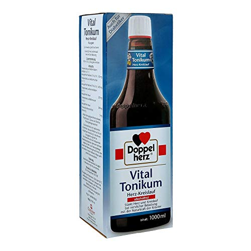 DOPPELHERZ Vital-Tonikum Herz-Kreislauf 1000 ml
