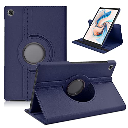 KATUMO Cover per Lenovo Tab M10 FHD Plus 10.3 Pollici TB-X606F X606X Custodia Rotazione con Auto Svegliati Book Cover per Tablet Lenovo M10+ TB-X606F X606X Flip Case