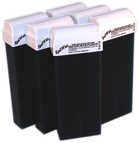Epilwax 6 Cartuchos Roll-On Cera Depilatoria Tibia