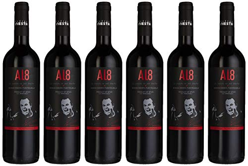 Andrès Iniesta Young Red Tempranillo / trocken (6 x 0.75 l)