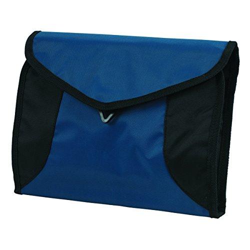 HALFAR Trousse de toilette avec crochet - SPORT - 1802719 - bleu marine