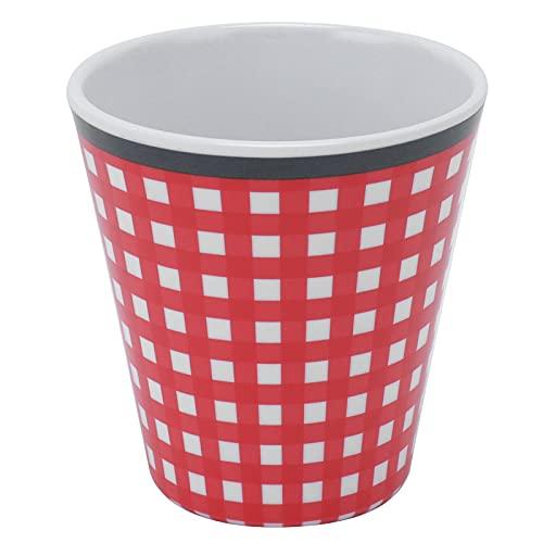 Meiyya Taza de Agua, Taza de melamina Taza de Leche para Taza de té para la Escuela para Estudiante para Taza de Bebidas para el hogar
