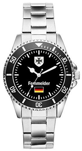 KIESENBERG Uhr - Soldat Geschenk Bundeswehr Artikel Fernmelder 1063