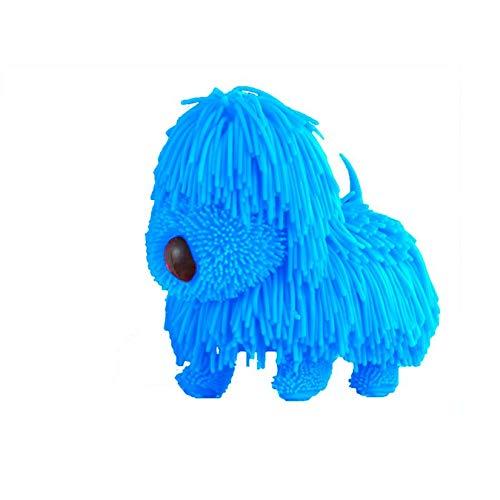 Adotados Dog Borrachinha Azul F00193 Fun Divirta-se
