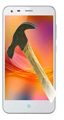 Protector de Cristal Templado Compatible con Zte Blade S6 Flex