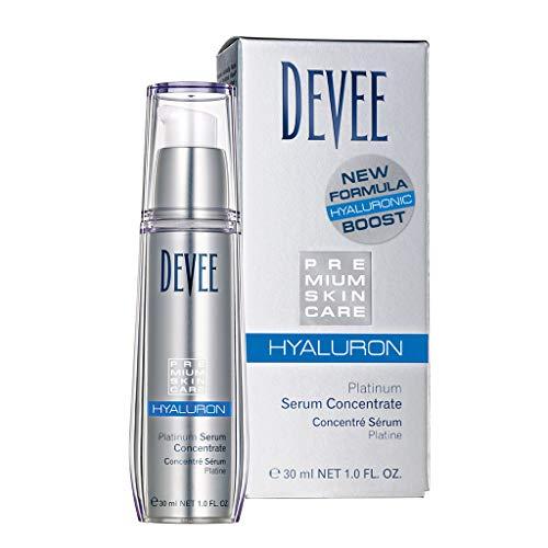 Devee Premium Skin Care Hyaluron Platinum Serum Concentrate