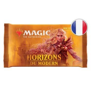 Magic The Gathering Horizons du Modern MTG Un Boosters de 15 cartas, francés