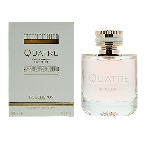 Boucheron Quatre pour Femme Eau de Parfum spray 100 ml