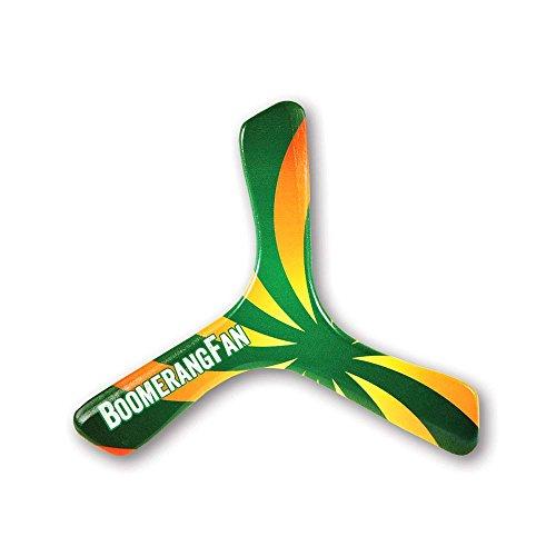 Unbekannt Boomerangfan boomerangfanstorm-r 22,5cm rechts Storm Boomerang