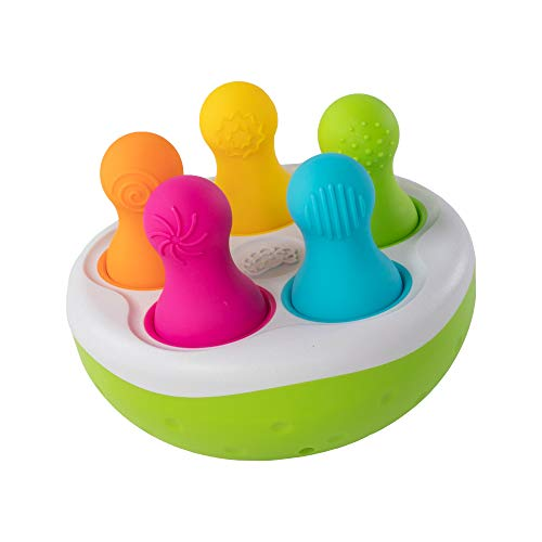 Fat Brain Toys SpinnyPins Baby Toys & Gifts for Babies