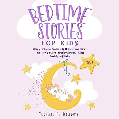 Bedtime Stories for Kids: Book 2 cover art