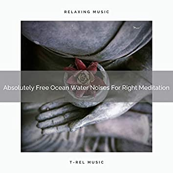 Absolutely Free Ocean Water Noises For Right Meditation