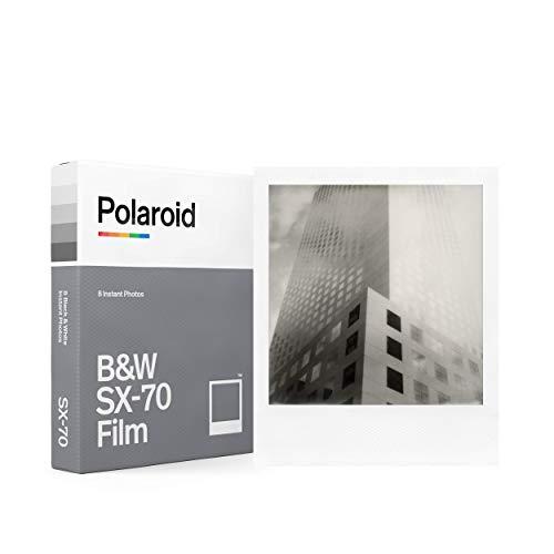 Polaroid - 6005 - Película instantánea en Blanco y Negro para SX-70