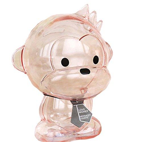 Piggy Bank pour enfants Réservoir Belle Coin Box épargne argent Tirelire Pot