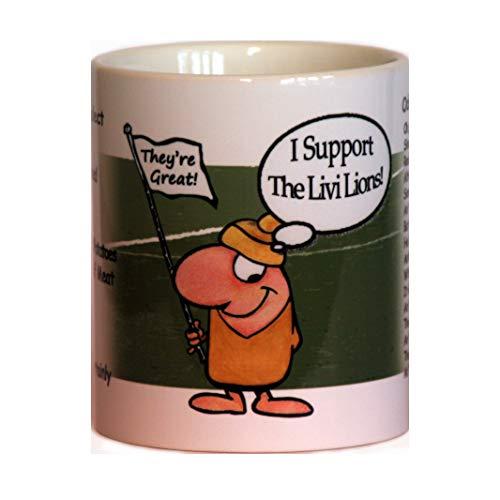Impishodes Livingston FC Football Supporter Mug