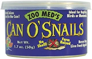 Can O' Snails In 25-30 Ct