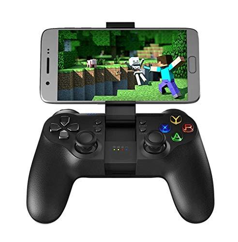 SMSOM Controlador Inalámbrico Bluetooth, Controlador Móvil para Android Tablet PC Windows TV...