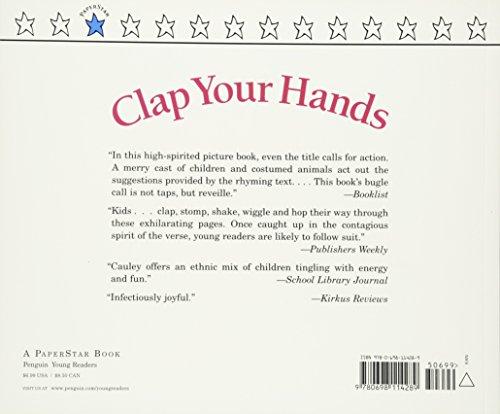 Clap Your Hands (Paperstar Book)