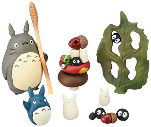 My Neighbor Totoro Nosechara NOS-19 Totoro Tsumu-Tsumu Figur Set