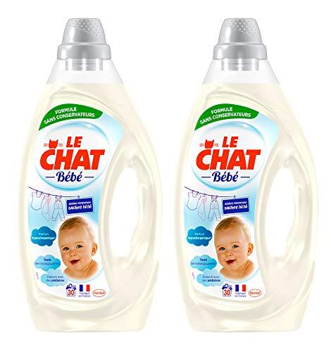 Le Chat Bébé – Lessive Liquide...