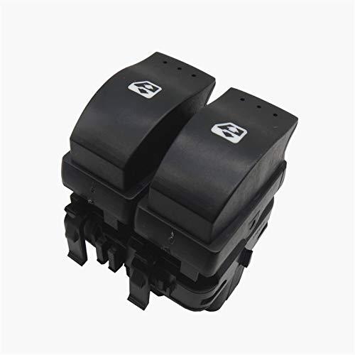 Conmutadores de coche y relés FaroeChi Elevalunas eléctrico Interruptor delantero izquierdo para Renault Megane 2 Laguna II PARA RENAULT Espace 4 8200315034