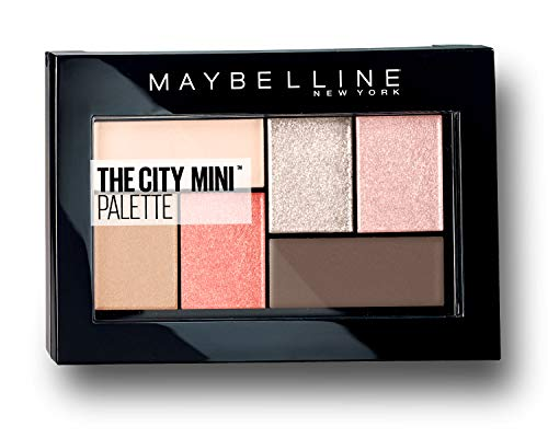Maybelline New York The City Mini Lidschatten Palette 430