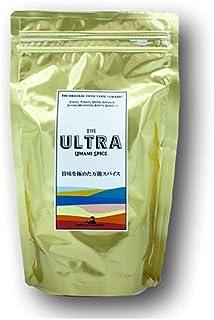 アウトドア キャンプ 料理 調味料 BBQ 詰替え/THE ULTRA UMAMI SPICE 旨味を極めた万能スパイス 300g お徳用パック
