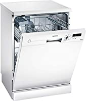 Siemens 5 Programs 12 Place settings Free standing Dishwasher, White - SN215W10BM, 1 Year Warranty