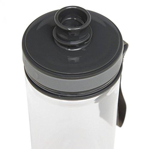 Aladdin Aveo Water Bottle, Grey, 7 x 7 x 24 cm