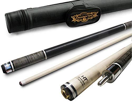 of raid pool cues dec 2021 theres one clear winner Gator Champion Inlaid Custom Billiard NA Pool Cue Stick, Hybrid Shaft, Uni-loc Joint, Cue Case