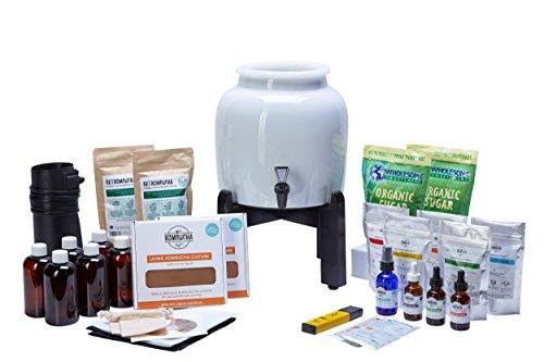 BREWMASTER SELECT Kombucha Continuous Brew Kit System