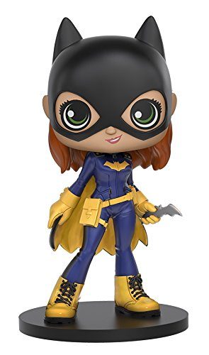Wobbler: DC: Batgirl