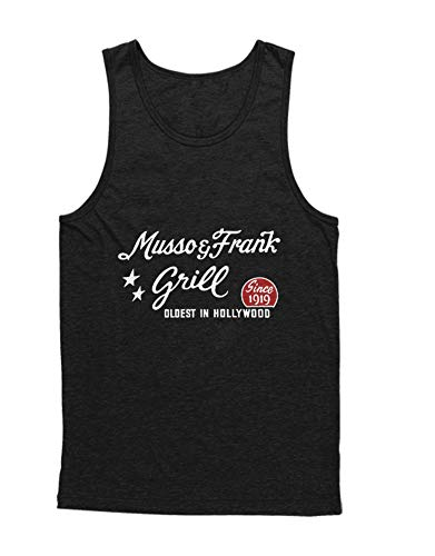 HYPSHRT Heren Tank-Top OUAT in Hollywood Musso & Frank Grill C1000016