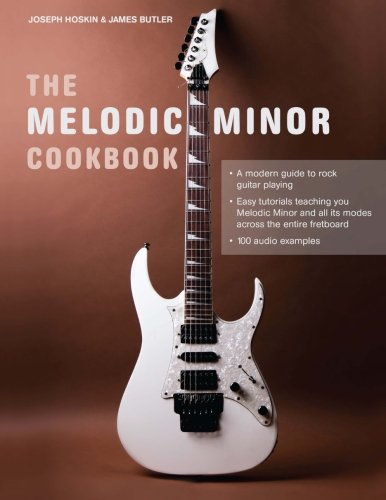 The Melodic Minor CookBook