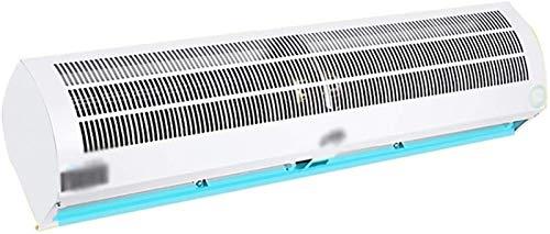 ZHAO Stilvolle 2 Geschwindigkeiten 11M / S Indoor Air Curtainm, Anti-Mosquito/staubdichte Kommerzieller Luftvorhang, 220V, Geeignet for In (Color : Length 1000mm, Size : Mechanical Style)